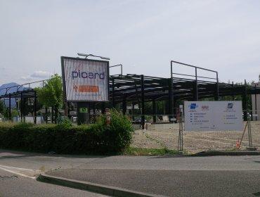 giroud garampon au centre commercial Chamnord